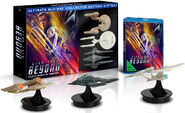Snapco Star Trek Beyond Blu-ray Starship set