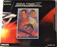 Star Trek 4 VCD cover (US)