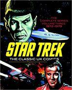 Star Trek Classic UK Comics Vol 3 cover