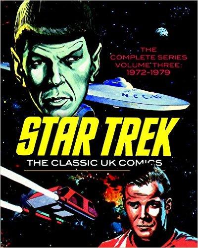 Star Trek: The Classic UK Comics, Volume 3