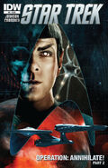 Star Trek Ongoing issue 6 cover A