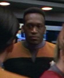 """... as Voyager ensign in """"Caretaker"""""""