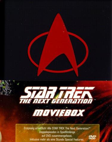 Star Trek: TNG – Movie Box