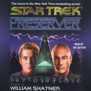 Preserver audiobook cover, digital edition