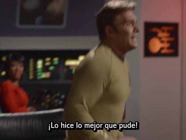 Star Trek Continues - El lirio blanco - The White İris (en español)