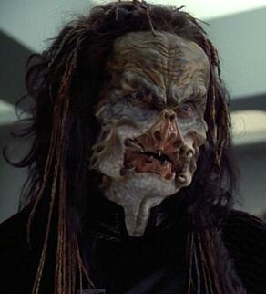 Treen, a Kradin male in 2374