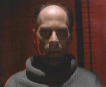 Samuels held captive by the Cardassians
