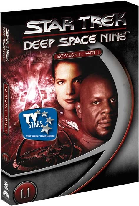 DS9 DVD-Box Staffel 1.1
