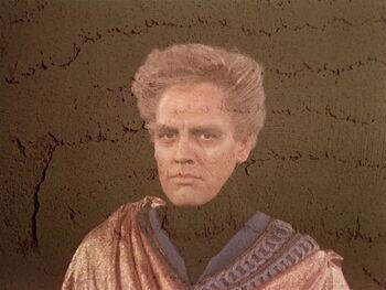 Landru, as he once appeared