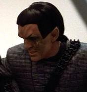 Romulan officer 2, 2374