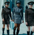 Starfleet female dress unifroms, 2259