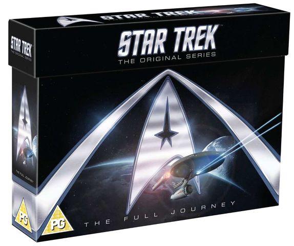 Star Trek: Die komplette Serie (Remastered)
