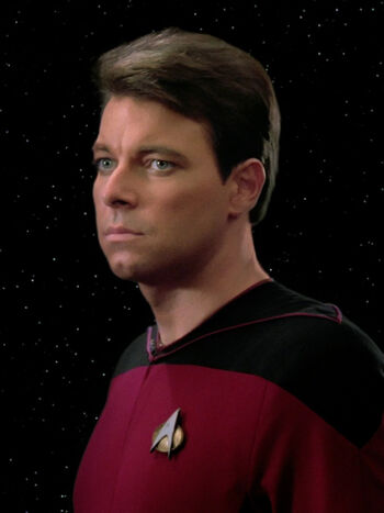 Commander William T. Riker (2364)