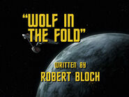 2x07 Wolf in the Fold title card