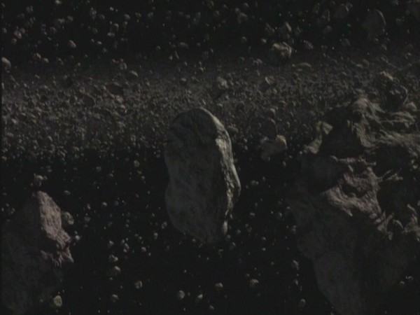 Unnamed asteroid belts
