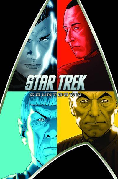 Star Trek: Countdown (omnibus)