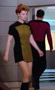 Diana Giddings, 2364
