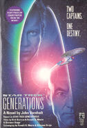 Generations young adult novel