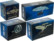Star Trek Official Starships Collection Special + XL issue packaging