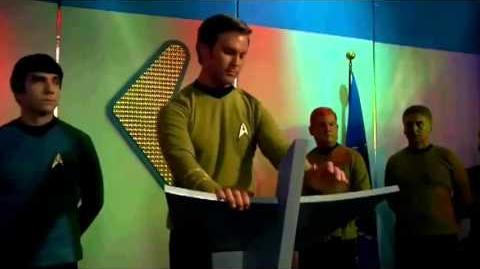 Star Trek Phase II - Ir audazmente - Going Boldly (en español)