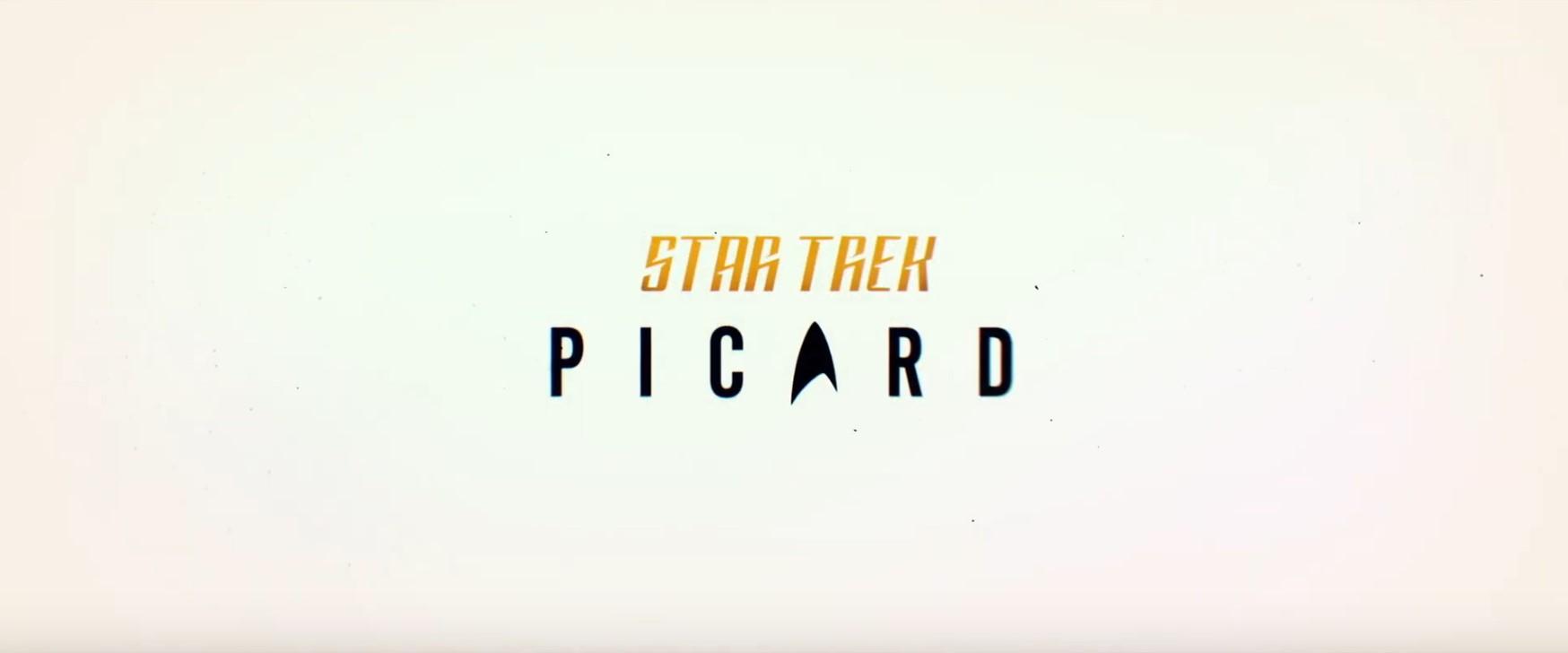 <i>Picard</i> title card