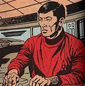 The peril of planet quick change (Gold Key Comics) Hikaru Sulu