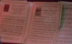 Bourbon Street Bar sheet music.jpg