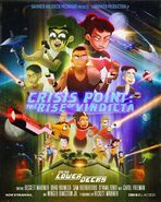 Crisis Point The Rise of Vindicta poster