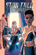 Discovery Succession omnibus cover