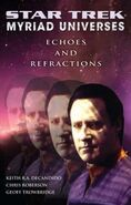 Echoes and Refractions solicitation cover