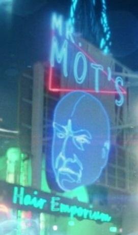 Mr. Mot's Hair Emporium