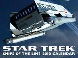 Star Trek: Ships of the Line (2010)