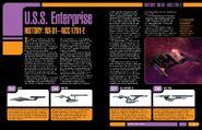 USS Enterprise Owners Workshop Manual pp. 8-9 spread