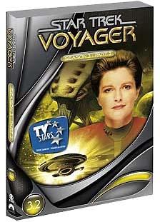 VOY DVD-Box Staffel 3.2