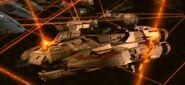 Vidiian ship