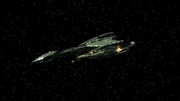 Magh's battle cruiser