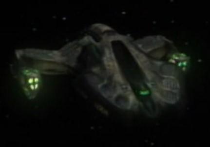 Nihydron warship