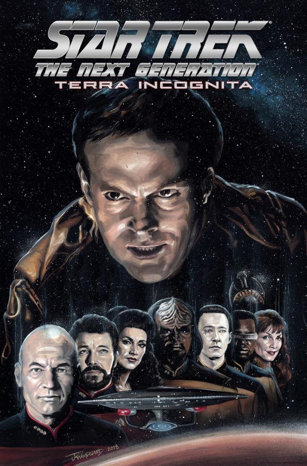 Star Trek: The Next Generation - Terra Incognita (omnibus)