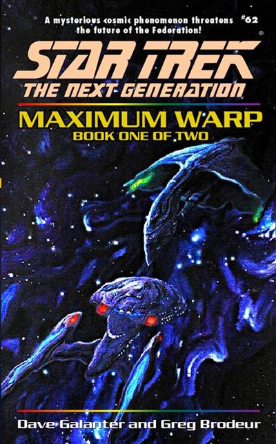 Star Trek: The Next Generation - Maximum Warp