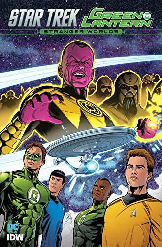 Star Trek - Green Lantern: Stranger Worlds (omnibus)