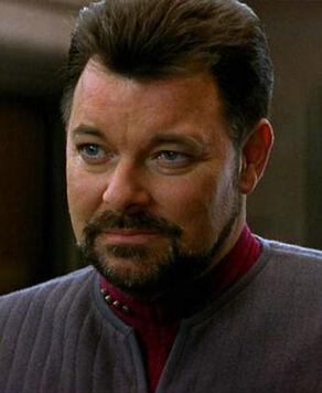 Jonathan Frakes jako Riker