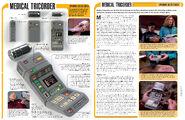 De Agostini Build the USS Enterprise-D 4 Medical Tricorder article
