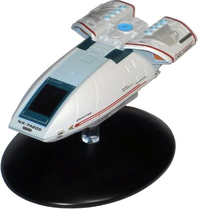 Raumschiffsammlung Shuttle-Chaffee.jpg