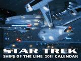 Star Trek: Ships of the Line (2011)