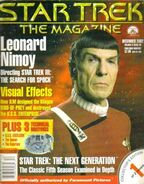 Star Trek The Magazine volume 3 issue 8 cover 1