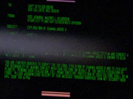 Starfleet Planetary Geosciences Division