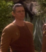 Bajoran deputy on Jerrado 2