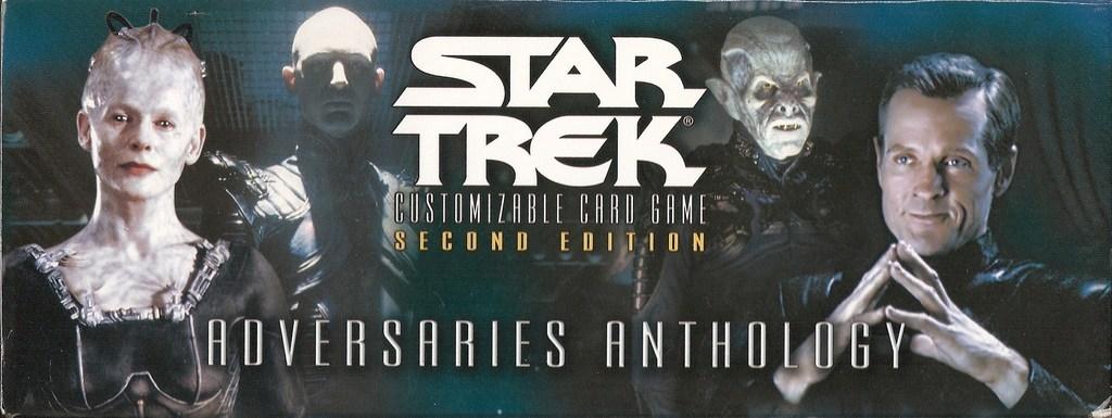 CCG: Adversaries Anthology