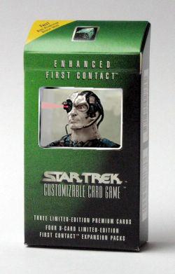 CCG: Enhanced First Contact