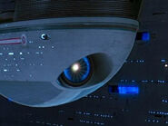 Deflektorschüssel der USS Excelsior